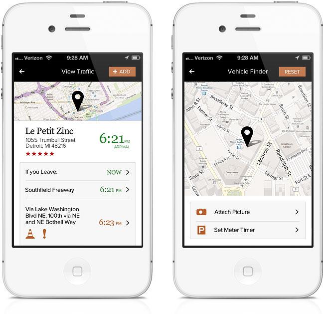 My Lincoln Mobile App >> Matt Metropulos Ui Ux Problem Solver